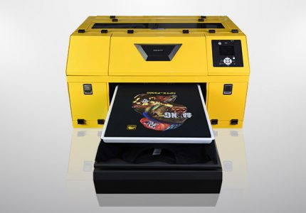 DTG Printer: F6000 A2 Desktop Fast Speed DTG Machine