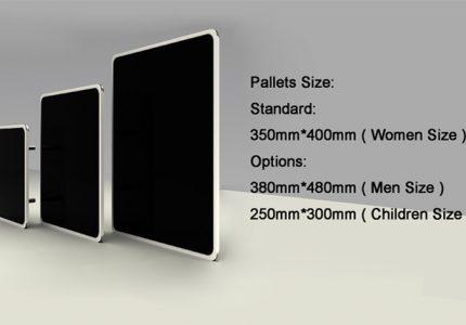Pallets Size