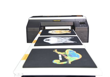Direct to Garment Printer T3A with 3 Platens